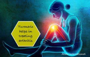 Image of Turmeric Benefit on Arthritis