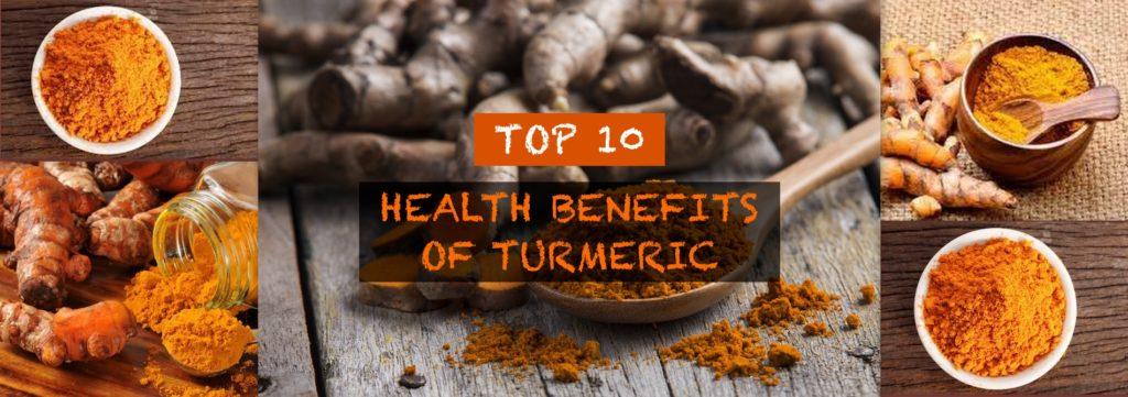 Image of Top 10 Benefits of Turmeric