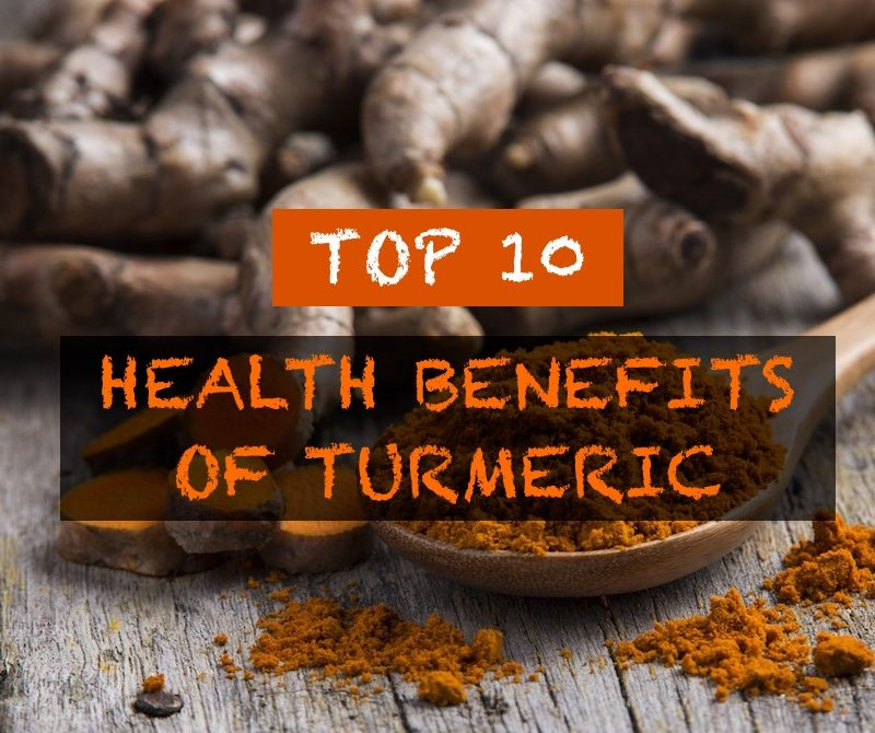 Image of Top 10 Benefits of Turmeric