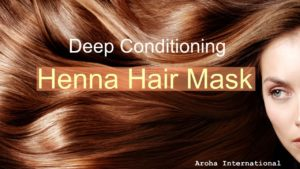 Image for Henna Deep Conditioning