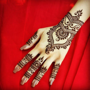 Image of Arabic Mehandi